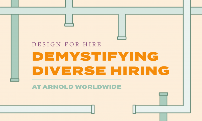 Design for Hire: Demystifying Diverse Hiring