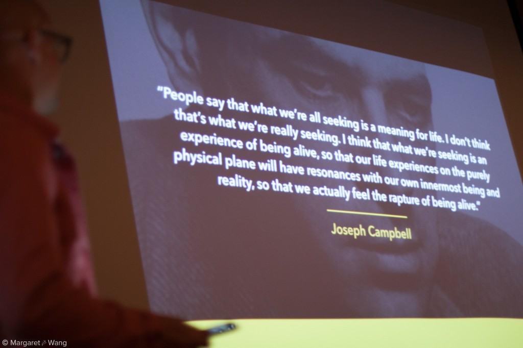 a powerful joseph campbell quote