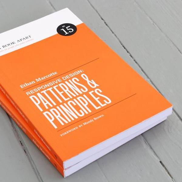 Responsive Design: Patterns & Principles book