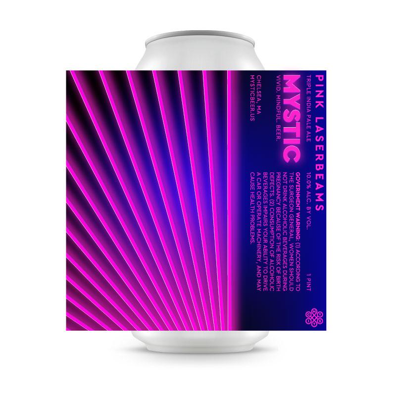 Pink Laserbeams designs